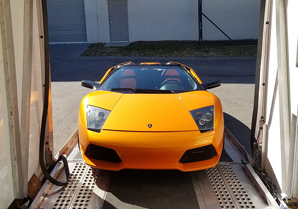 car shipping ireland
